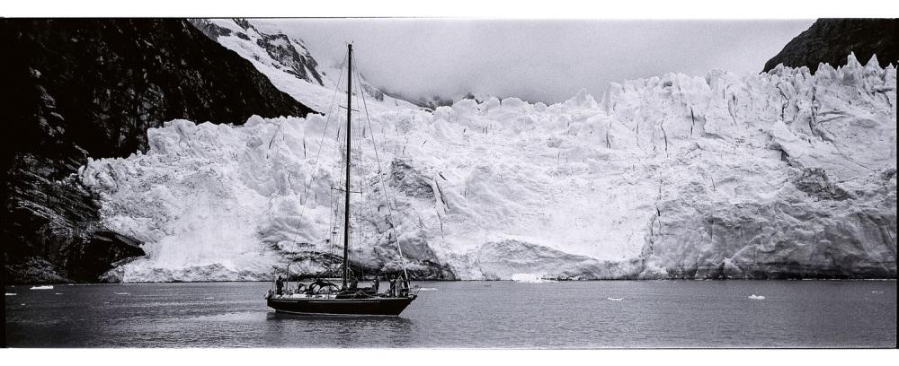 Venus au pied du glacier
