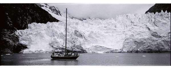 Venus sous les glaciers chiliens
