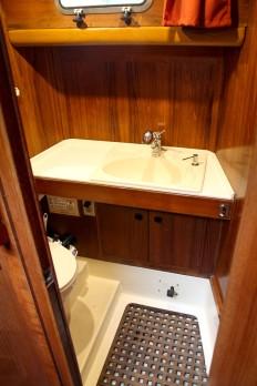 Salle de bain arrière