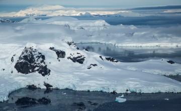 Paysage Antarctique Croisière venus