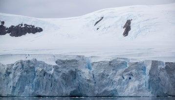 Glaciers Iceberg Antarctique Venus