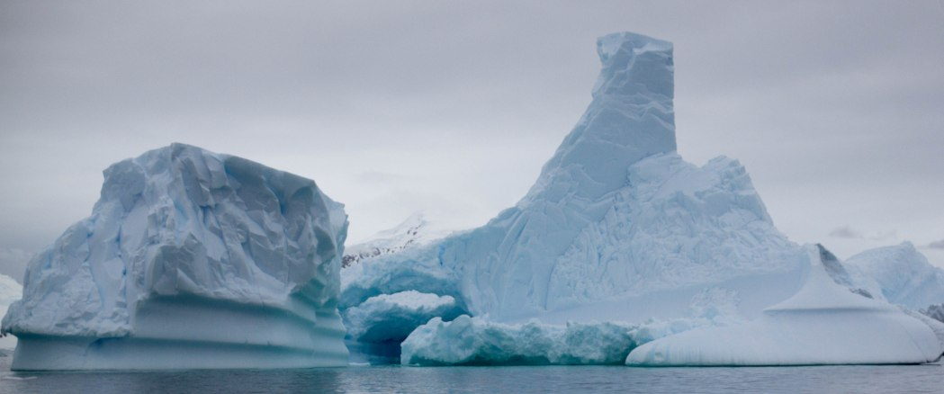 Iceberg croisière venus antarctique