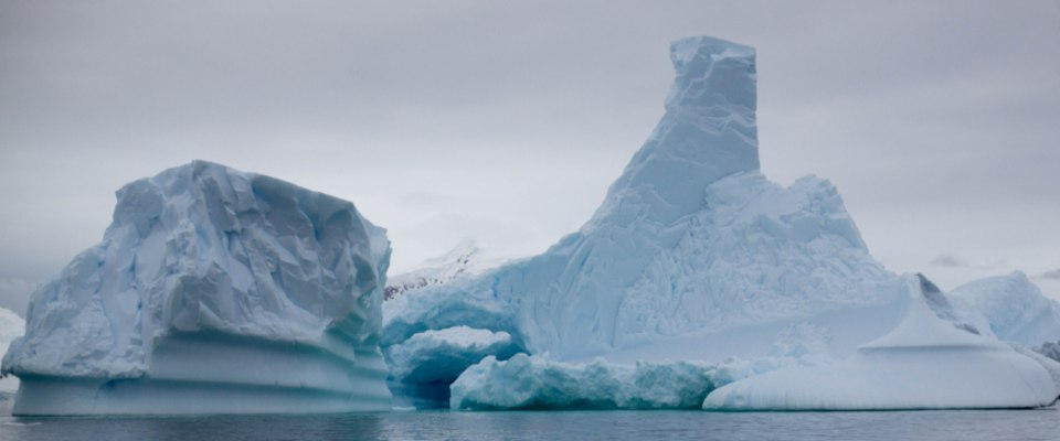 Iceberg croisière antarctique