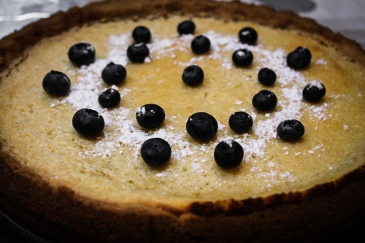 Gâteau d'Emma - croisière Venus